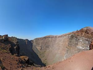 Vesuvio - Excursion Pensiola Rent
